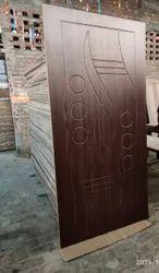Wood Polished Flash Door