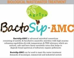 Bactosip-AMC-Advanced Microbial Bio Culture for ETP Wastewater