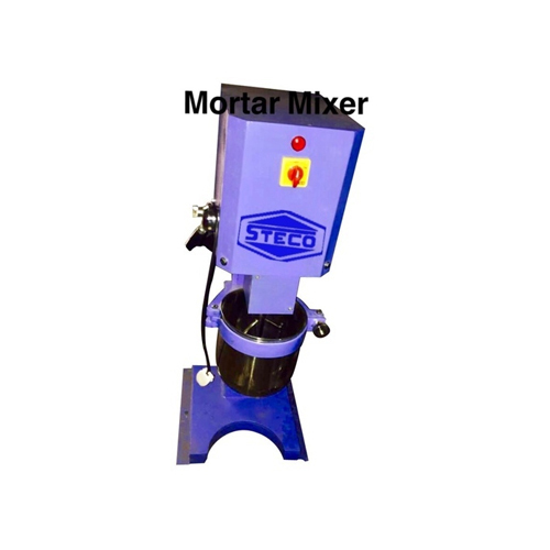 Steco Mortar Mixer, Capacity: 5 to 20 Litres