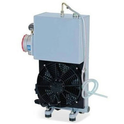 Transit Mixer Hydraulic Cooler Assembly 24V(Full assembly)