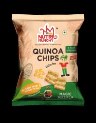 Quinoa & Vegetable Chips, Packaging Size: 25 Gram