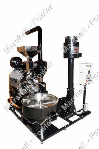 New Semi-Automatic Coffee Roasting Machine, Capacity: 0-50 Cups Per