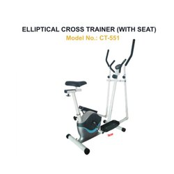 CT 551 Elliptical Cross Trainer With Seat