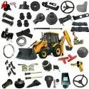 JCB Cabin Parts 3CD 3DX Backhoe Loader
