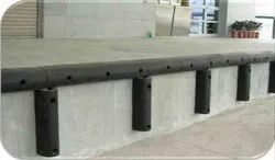 Rubber Dock For Warehouse
