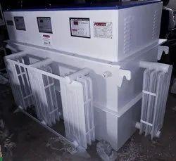 400kVA Servo Controls Voltage Stabilizer Three Phase Industrial
