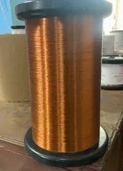 Super Fine Copper Winding Wire Swg 36 To 47