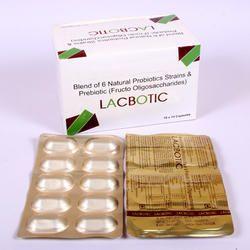 Probiotics & Prebiotics Capsules