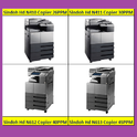 Sindoh Hd Copier N613 A3 Digital Photocopier Mono Zerox