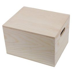 Wooden Packaging Box