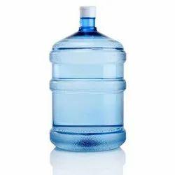 Plastic Mineral Water Jar