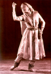 Kuchipudi Dance Class