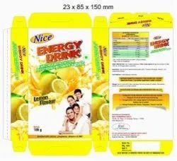 Nice Energy Drink Lemon, Packaging Size: 105 Grams