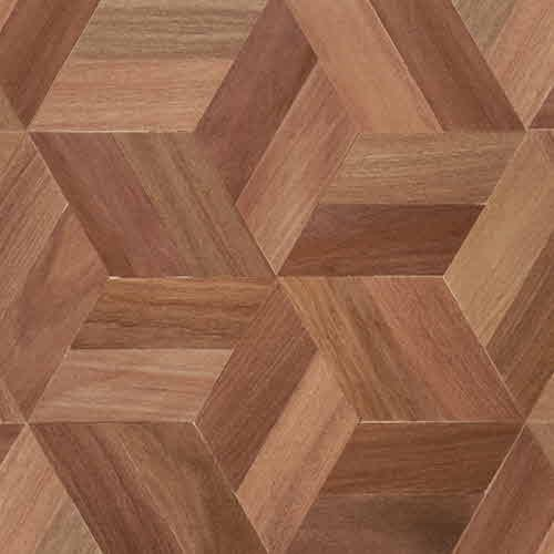 Solid Timber Parquet Wood Flooring At Rs 115 Square Feet Crosscut
