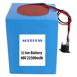 22500 MAH 48v Li Ion Battery
