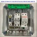 1-3.5 kW Solar DC Distribution Box