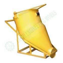Banana Type Concrete Bucket