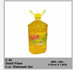 Distill Dishwash Flash 5 Litre