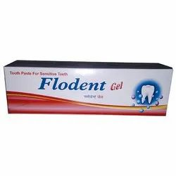 Flodent Toothpaste Gel