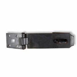 Black Iron INM-6017 Safety Hasp & Staple