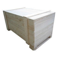 Export Packing Wooden Box