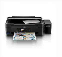 Black Epson L485 Ink Tank Color Printer