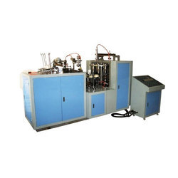 Plastic Glass Making Machine