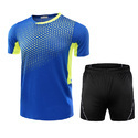 Polyester Printed Sport Apparel Jersey And Short