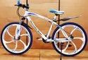 MERCEDES BENZ WHITE 6S MTB CYCLE