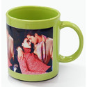 11oz Sublimation Patch Mug