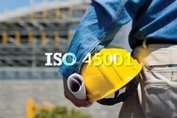 ISO 45001:2018: Health And Safety Management System, in Pan India