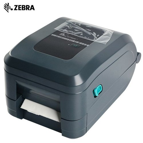 Zebra Desktop Barcode & Label Printer, GT800, Max Print Width: 4.09 inches