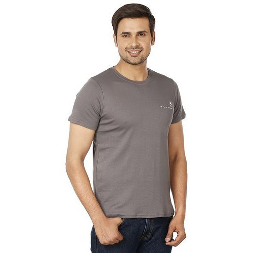 a2b1ab24a Men Casual Round Neck T Shirt, Gents Round Neck T Shirt ...
