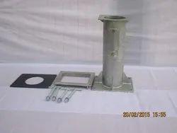 Hand Pump Square Flange Pedestal
