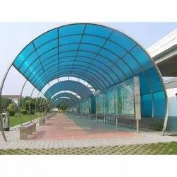 Galvanized Polycarbonate Sheet