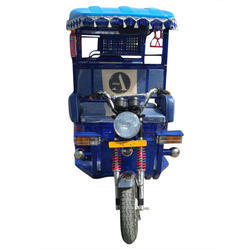 Open Electric Rickshaw
