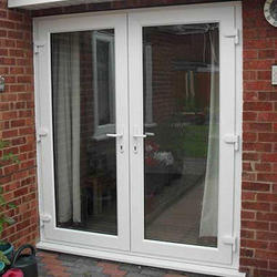 UPVC Bay Door