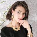 Geometric Fashion Handmade Women Necklace