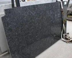 Policed Steel Gray Granite, Flooring, Thickness: 15-18mm