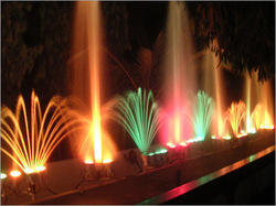 Musical Fountain Control System 12 Channel