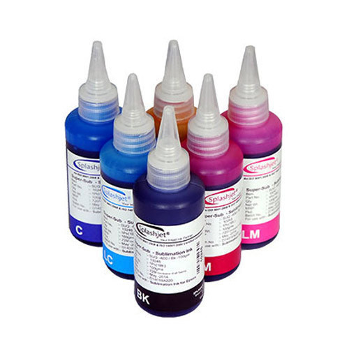 Dye Ink For Hp Printer Tri Color Cartridge