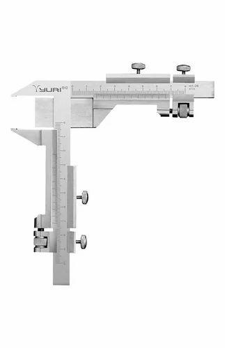 yuri silver gear tooth vernier caliper 1 26 mm 990 000 rs 2494