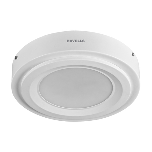 Warm White Havells LED Ceiling Light, 12 W