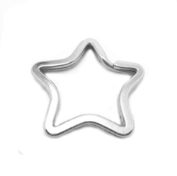 Stainless Steel Stair Pipe Star Ring