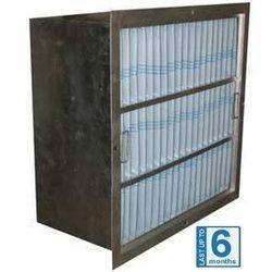 Deep Pleated Rigid Box Filters