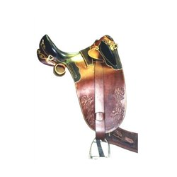 Designer Horse Saddle