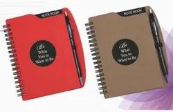 A6 Executive Notebook