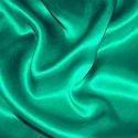 Plain Green Satin Fabrics