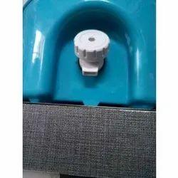 Plastic White Cool Jar Tap, Size: 15-20 Mm