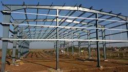 Multi Gable Building Structure
